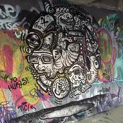 Leith River, Dunedin, ZN (ViSiON (NZ)) Tags: streetart graffiti vision tic graffitiart talkischeap burga nzstreetart dunedingraffiti dunedinstreetart nzgraffiti nzgraffitiart dunedingraffitiart streetartdunedin