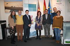 Visita Directora General de Salud Pública Ana García (FCVRE) Tags: ana union bruselas region comunidad valenciana europea salud fundacion garcía pública comunitat fcvre