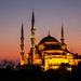 Sunset at Blue Mosque