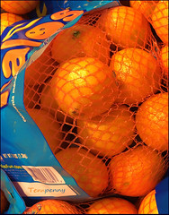 (Cliff Michaels) Tags: orange tennessee produce kroger iphone maryville photosho iphone6 pse9