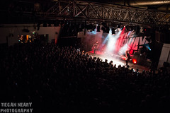 The Subways @ ZAKK Dusseldorf - 29.11.2015 (ScouseTiegan) Tags: show music germany concert europe live gig singer bassist drummer dusseldorf thesubways guitarist