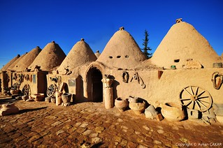 Harran Traditional Houses Urfa