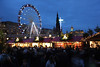 Edinburgh christmas 2016. (boneytongue) Tags: christmas wheel fun lights navidad big market go fair gifts german round rides merry feliz crowds stalls fröhliche natalizie
