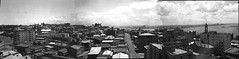 NLA_an2381754_5_6_Hurley_NewcastlePanorama_crop (russellr50) Tags: panorama kingstreet c1950 frankhurley newcastleeast