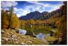 Les 3 Lacs (::YS::) Tags: wild france mountains alps nature montagne alpes automne landscape sony autumns alpha 700 yann savalle yasa alpha700 yannsavalle