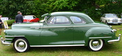 Chrysler Windsor Business Coup 1946-48 (Zappadong) Tags: auto classic 1948 car automobile voiture business coche classics windsor oldtimer chrysler oldie carshow coup 1947 1946 youngtimer automobil 2015 bockhorn 194648 oldtimertreffen zappadong