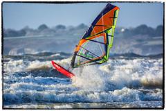 Kite surf à Fort-Bloqué (gjack56) Tags: mer france sport europe bretagne windsurfing fr kitesurf morbihan fra guidel plancheàvoile guidelplage fortbloqué 15000000 15071000 iptcnewscodes iptcsubjects continentsetpays