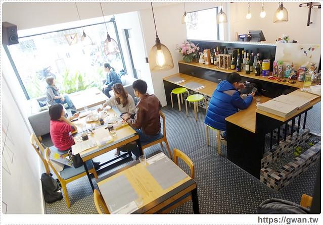 台中美食,精明商圈,P+ House,popover,巷弄美食,早午餐推薦,戰斧豬排,鳥巢蛋,複合式料理,下午茶甜點-9-143-1