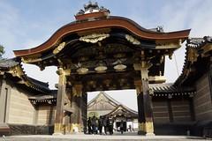 Karamon Gate, Nijō Castle (Tokyo Views) Tags: nijo castle kyoto japan japanese shogunate tokugawaieyasu worldheritage unesco nationaltreasure