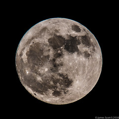 20161113 70D Super Moon 45-HDR (James Scott S) Tags: palmbeach florida unitedstates us super moon full telephoto canon 70d outdoors lrcc sigma