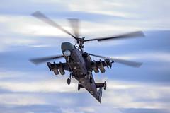Ka-52 (RealHokum) Tags: ka52 kubinka kamov helicopter hokum russianairforce airshow ef200400 army2016