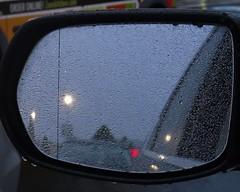 Misty Mirror (jwal900) Tags: rain mist reflection mirror dusk