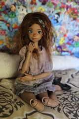 Momoni wip (marshmallowmosaic) Tags: momoni atelier bjd doll