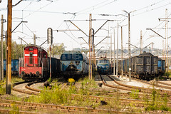 S200-298 & ET22-1119, Rybnik, Poland (Reanoe) Tags: et22 kds200 m3 d610 tamron trains rails railways pkpcargo dbschenkerrail cargo freight