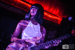 Khruangbin at Broadcast, Glasgow - October 20, 2016 (photosbymcm) Tags: khruangbin tusuy universe smiles upon you thai funk texas texan american glasgow scotland broadcast gig concert show performance tour uk psychedelic rock indie thaifunk lauralee markspeer donaldjohnson mcmphotography photosbymcm