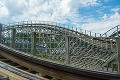 Beech Bend-6 (alexsabatka) Tags: beechbend amusementpark bowlinggreenky bowlinggreen kentucky rollercoaster kentuckyrumbler gci woodencoaster themepark ridewithace ace americancoasterenthusiasts