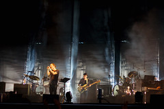 Arend- 2016-09-11-48 (Arend Kuester) Tags: radiohead live music show lollapalooza thom york phil selway ed obrien jonny greenwood colin clive james rock alternative amoonshapedpool