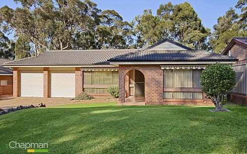 4 Barina Place, Blaxland NSW 2774