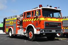 NQ 8347 (ambodavenz) Tags: southauckland newzealandfireservice newzealand fireengine fireappliance international 1850d austral fire auckland
