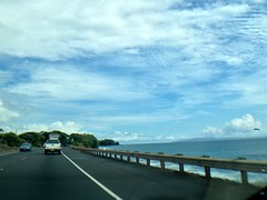 highway 30, southbound (citymaus) Tags: hawaii route 30 highway honoapiilani coastline coast smooth pavement lahaina southbound