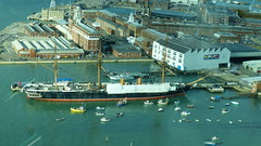 HMS Warrior (1860) - Portsmouth (bertie's world) Tags: portsmouth southsea hms warrior 1860