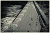 Waugh Lake Spillway (speedcenter2001) Tags: highsierra sierranevada sierra california mountains wilderness anseladamswilderness backpacking hiking nature backcountry silverefexpro2 sep2 monochrome blackandwhite nikonseriese75150mmf35