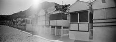 Garraf Beach (Josmarette) Tags: film garraf beach blackwhite blackandwhite bn bw sprocketrocket analogic
