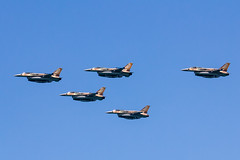 Out of the Blue II (Cataphract) Tags: 107squadron 848 852 877 887 893 aircraft f16i independenceday israeliairforce lockheedmartin sufa herzliya telavivdistrict israel
