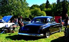 Shiny. (Papa Razzi1) Tags: 8190 2016 254365 chevy chevrolet 1949 classiccarsandcustoms2016 september carmeet