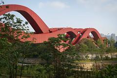 Lucky Knot Bridge in Changsha, China [OS] [1434x958] (georgeekman) Tags: ifttt reddit comnextarchitectschangshaluckyknotbridge20160410 bridge china changsha luckyknot public spcae ch