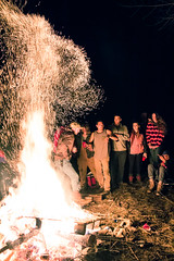 (Stephen Foster Meyer) Tags: art artist bonfire camping design designer foster fostermeyer meyer night photographer photography stephen stephenfostermeyer stephenmeyer outdoors adventure fire nature burn blast flame exposure contrast color warm