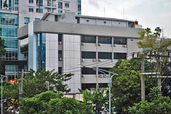 Gedung Bank NISP (BxHxTxCx (using album)) Tags: surabaya building gedung architecture arsitektur office kantor