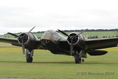 Bristol Blenheim (Merlin_1) Tags: duxford cambridgeshire cambs flyinglegends airshow 2016 ww2 worldwar2 iwm imperialwarmuseum bomber raf royalairforce bristol blenheim mk1 l6739 canonefs1755mmf28isusm