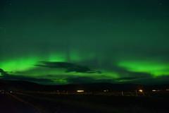 Northern Lights 30/10/2016 (Gwenael B) Tags: iceland northernlights aurora aurore kirkjubæjarklaustur