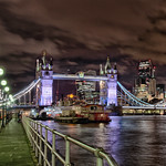 "Tower Bridge at night<a href=""http://www.flickr.com/photos/28211982@N07/30810437246/"" target=""_blank"">View on Flickr</a>"