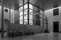 Museo de Historia de Madrid (Carlos Peña Fernandez) Tags: hall principal museo historia madrid museum history españa spain fuencarral barcelo hospicio antiguo