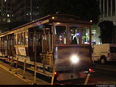 San Francisco Municipal Railway #52 (vb5215's Transportation Gallery) Tags: muni san francisco municipal railway 1992 shops cable car