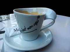 Meiner! - Mine! (GuteFee) Tags: objekte tassen kaffee