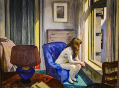 Edward Hopper - Eleven A.M., 1926 at Hirshhorn Art Museum Washington DC (mbell1975) Tags: american realist realism washington districtofcolumbia unitedstates us edward hopper eleven am 1926 hirshhorn art museum dc museo muse musee muzeum museu musum mze finearts fine arts gallery gallerie beauxarts beaux galleria painting modern contemporary