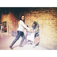Photo of September 1st, time to back to Hogwarts (Foto da foto porque wifi n�o t� rolando)