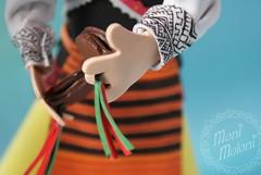 castañuelas fofucha traje regional (moni.moloni) Tags: banda pareja musica tuba traje regional zamora foamy danzas coros folclore fofucho gomaeva fofucha fofuchos fofuchas