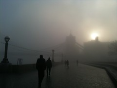 Kafka (elizabethstanbury15) Tags: towerbridge londonfog