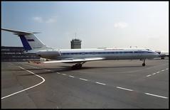 RA-65847 - Moscow Vnukovo (VKO) 19.08.2001 (Jakob_DK) Tags: 2001 moscow crusty tmn tupolev tu134 vnukovo tu134a3 vko uuww tu134a tupolev134 tupolev134a3 tupolev134a tyumenaviatrans
