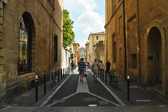 One street of Aix-en-Provence. France. (ignore your IGNORANCE...) Tags: street city travel viaje light summer urban france travelling classic tourism luz mañana architecture publicspace calle arquitectura strada estate ciudad aixenprovence verano 300views urbano openspace 300 旅游 rue turismo francia viaggio architettura luce ville 照片 viajar città provenza summertrip espacio urbanspace turístico 摄影 espaciopúblico architecturetrip espaciourbano spaziourbano 旅游节假日