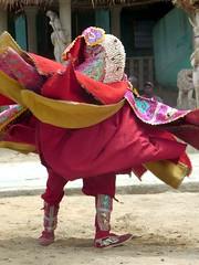 Swirling Dancer