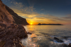 Last of the sun (Michael Waterhouse Photography) Tags: