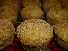 Apple Cider baked mini muffins..... (steamboatwillie33) Tags: fall apple kitchen recipe dessert cider delicious homemade snack spicy baked minimuffins 2015 macromavens