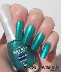 Esmalte Japa, da Beauty Color. (A Garota Esmaltada) Tags: nails nailpolish unhas japa esmaltes beautycolor sabrinasato agarotaesmaltada