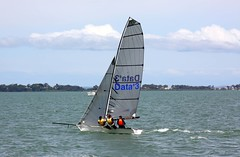 IMG_6076 (LoxPix2) Tags: panorama birds landscape boat kayak sailing aircraft brisbane panoramic catamaran sail skiff loxpix