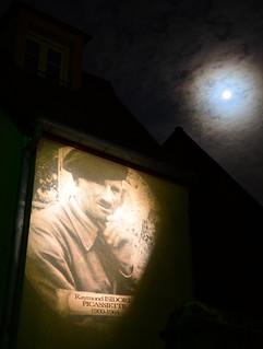 Chartres en Lumières 2015 - Rue Saint-Pierre